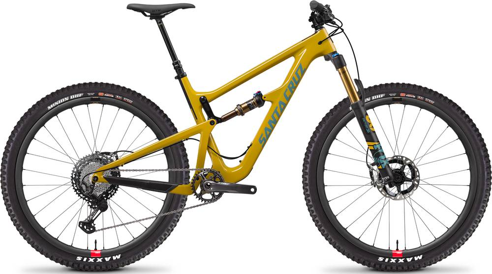 2019 Santa Cruz Hightower XTR Reserve / Carbon CC / 29