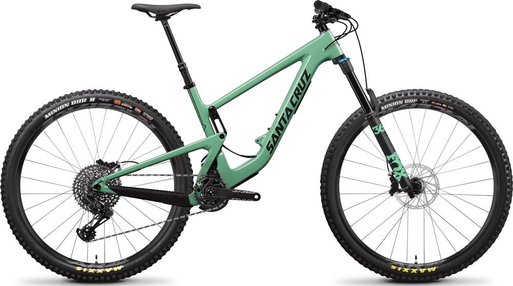 2019 Santa Cruz Megatower S / Carbon C / 29