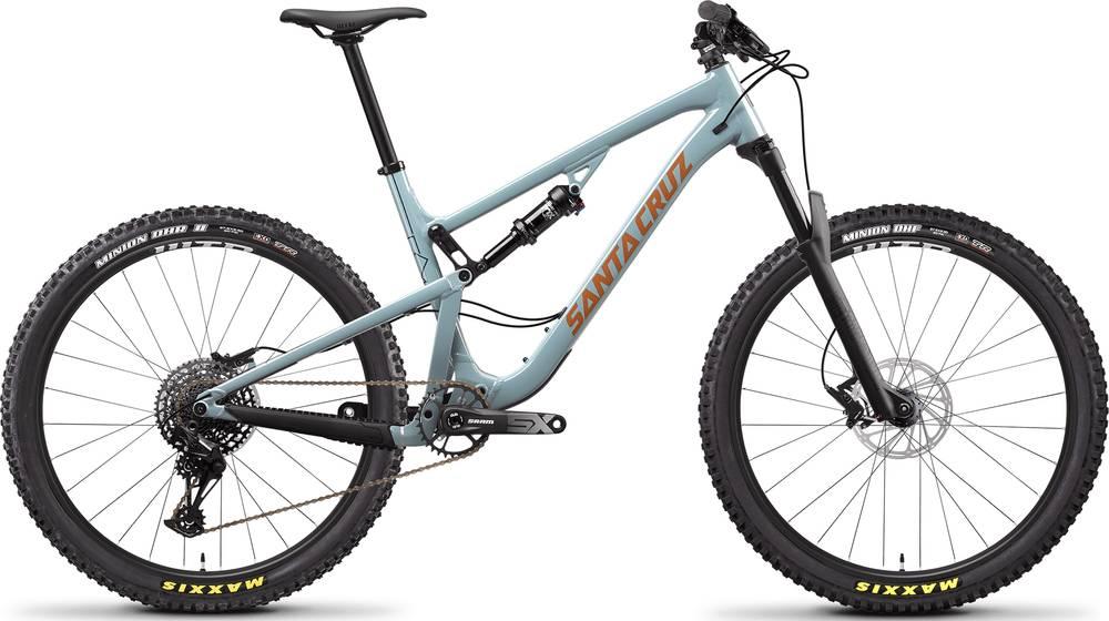 2020 Santa Cruz 5010 D / Aluminum / 27.5