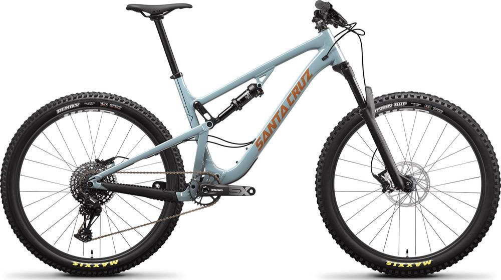 2020 Santa Cruz 5010 D Plus / Aluminum / 27.5