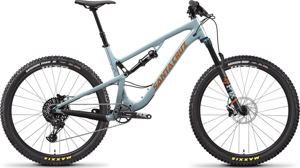 2020 Santa Cruz 5010 R / Aluminum / 27.5