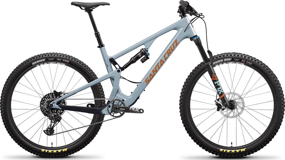 2020 Santa Cruz 5010 R Plus / Carbon C / 27.5