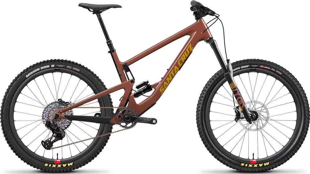 2020 Santa Cruz Bronson XX1 AXS Reserve / Carbon CC / 27.5