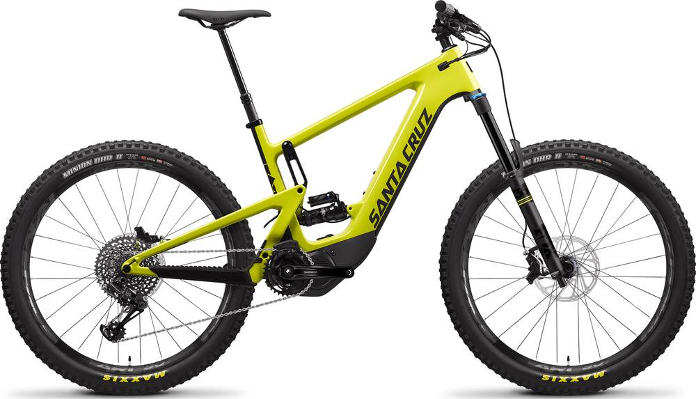 2020 Santa Cruz Heckler S / Carbon CC / 27.5
