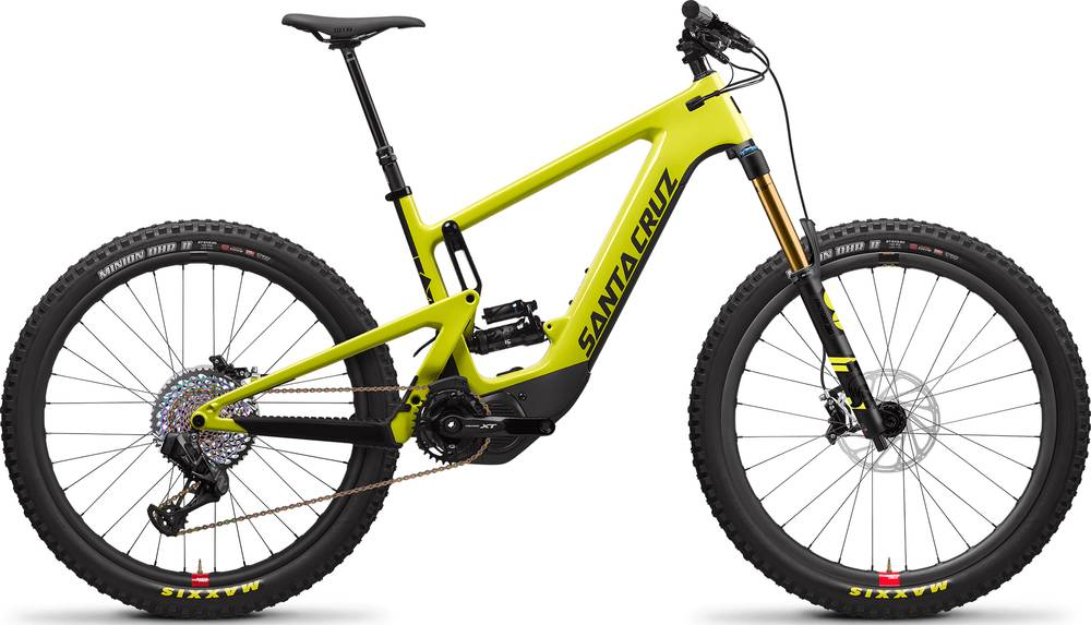 2020 Santa Cruz Heckler XX1 AXS RSV / Carbon CC / 27.5