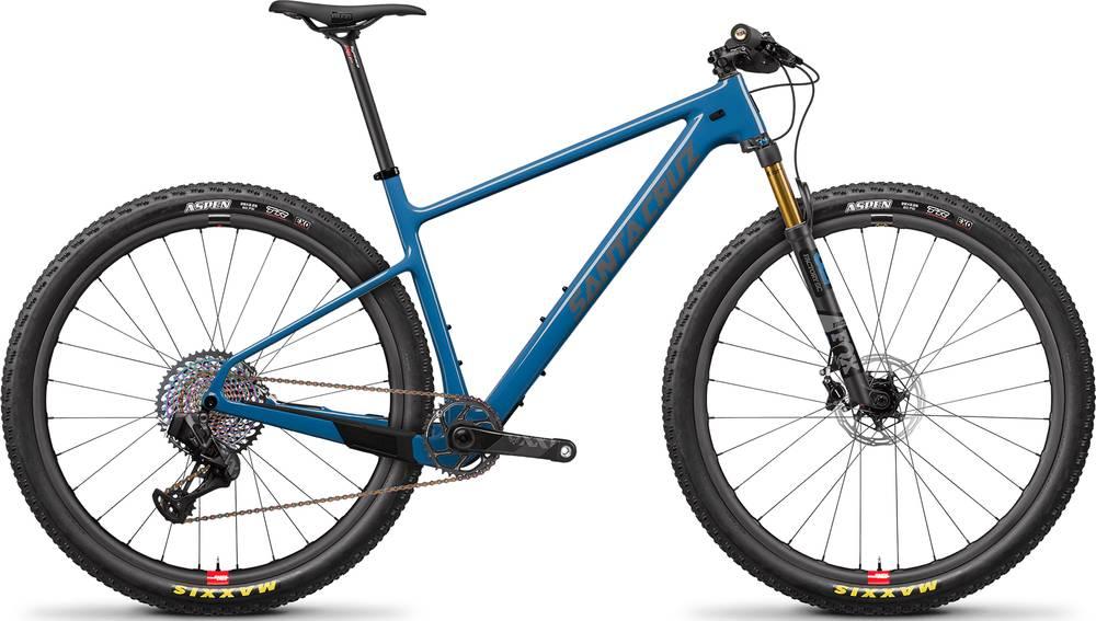 2020 Santa Cruz Highball XX1 AXS Reserve / Carbon CC / 29