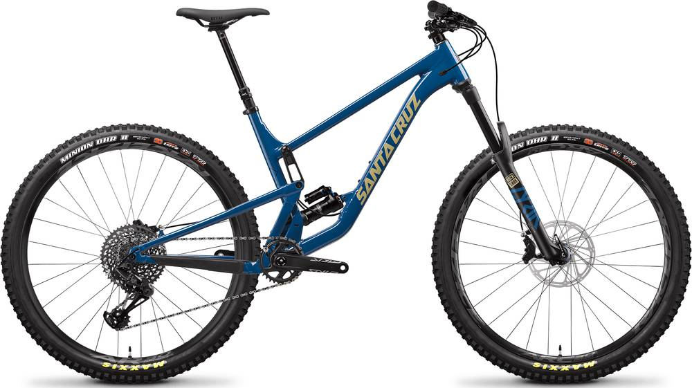 2020 Santa Cruz Hightower S / Aluminum / 29