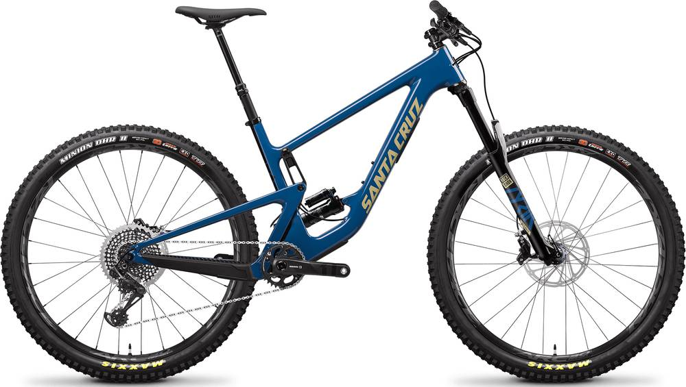 2020 Santa Cruz Hightower X01 / Carbon CC / 29