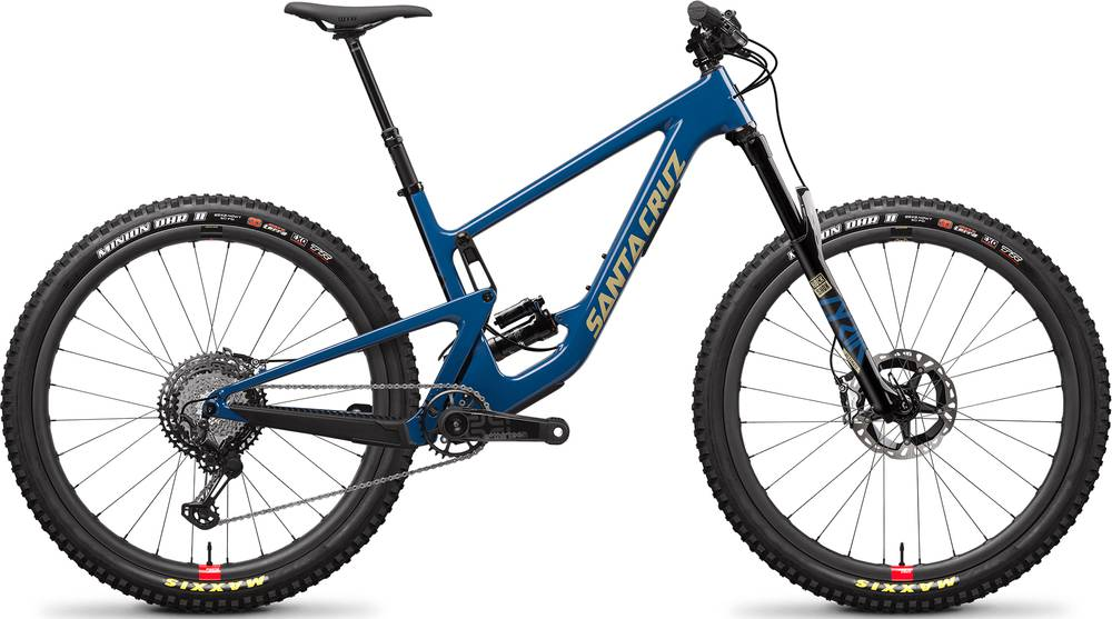 2020 Santa Cruz Hightower XTR Reserve / Carbon CC / 29