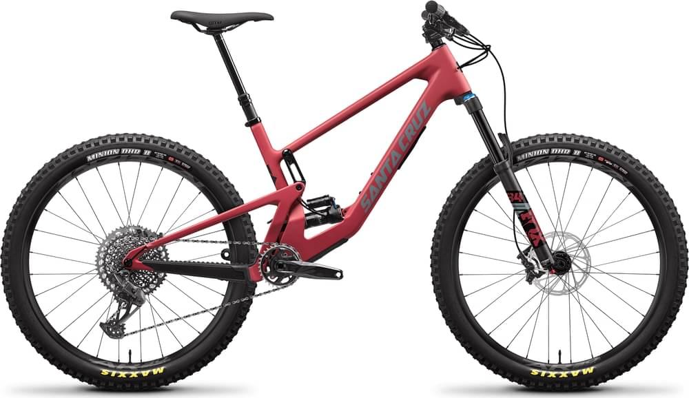 2021 Santa Cruz 5010 S / Carbon C / 27.5
