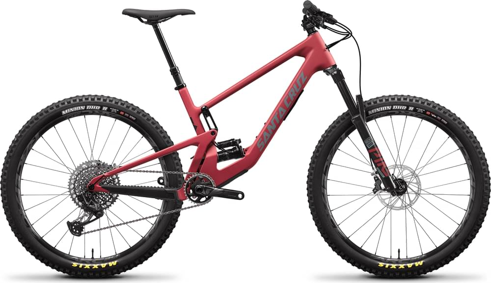 2021 Santa Cruz 5010 X01 / Carbon CC / 27.5
