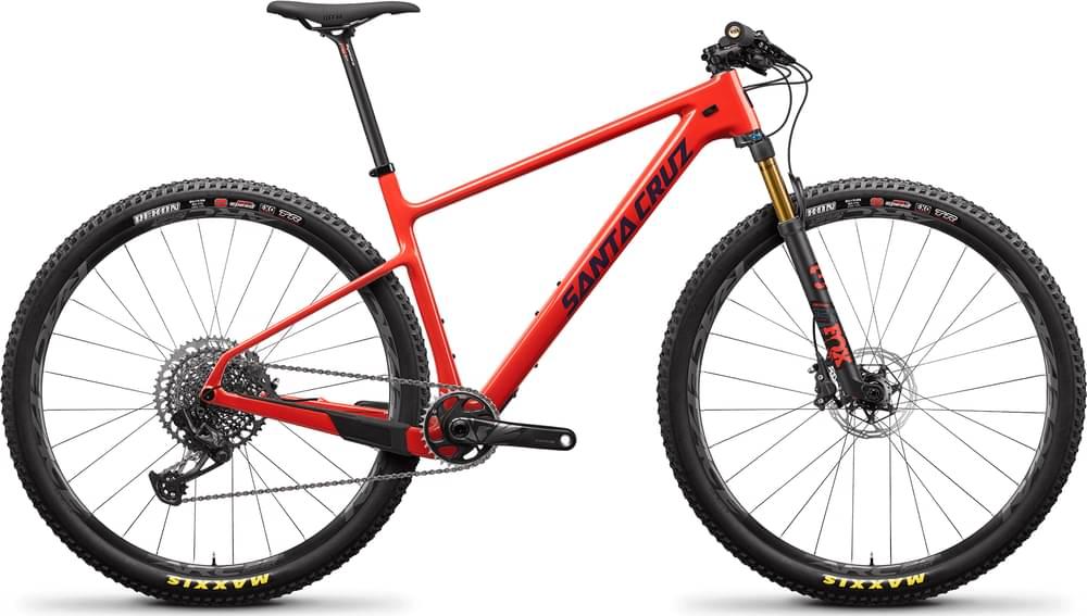 2021 Santa Cruz Highball X01 / Carbon CC / 29