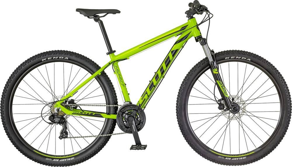 2018 Scott Aspect 960 green/yellow
