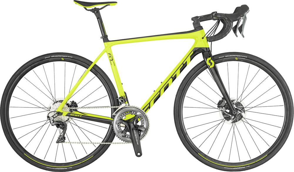 2019 Scott Addict RC 10 disc