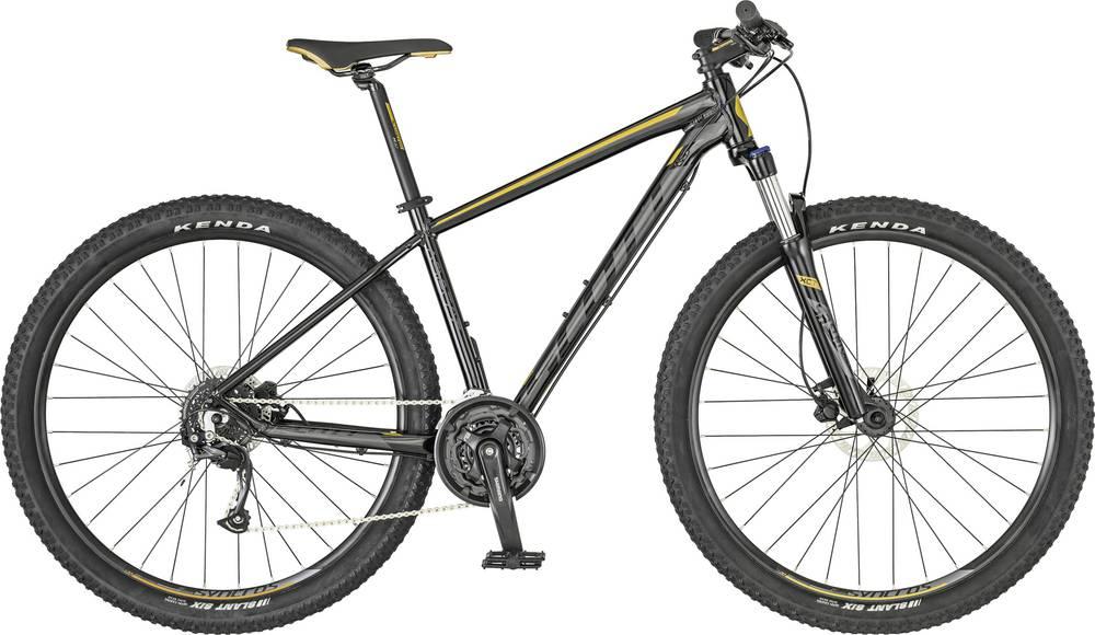 2019 Scott Aspect 750 black/bronze