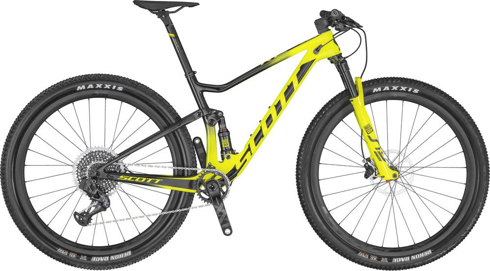 2020 Scott Spark RC 900 World Cup AXS