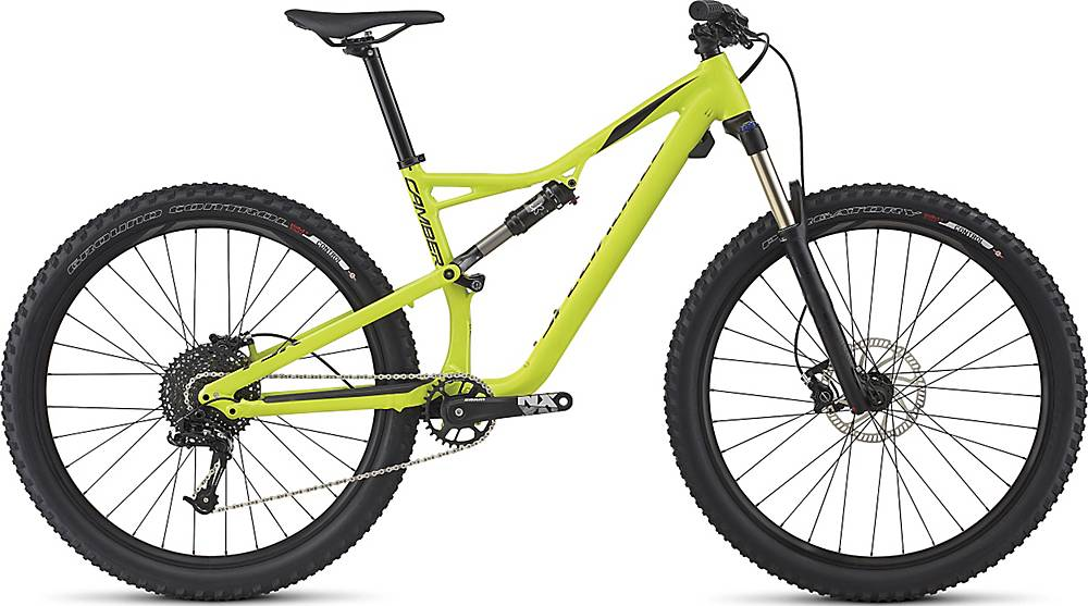 2017 Specialized Camber 650b