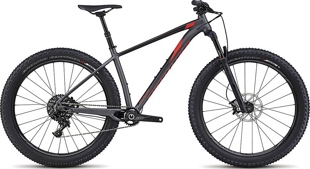 2017 Specialized Fuse Expert 6Fattie