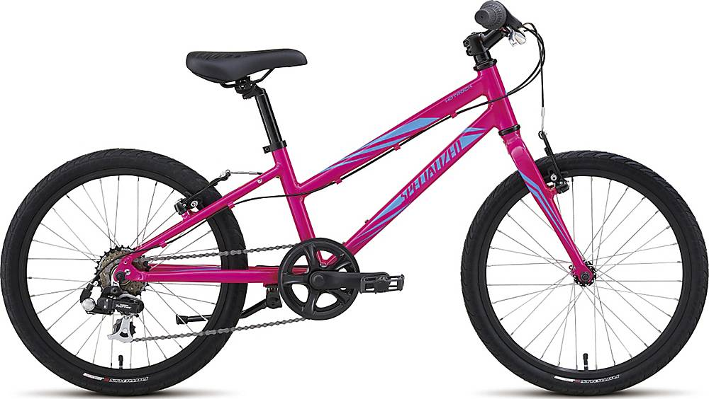 2017 Specialized Girl's Hotrock 20 Street