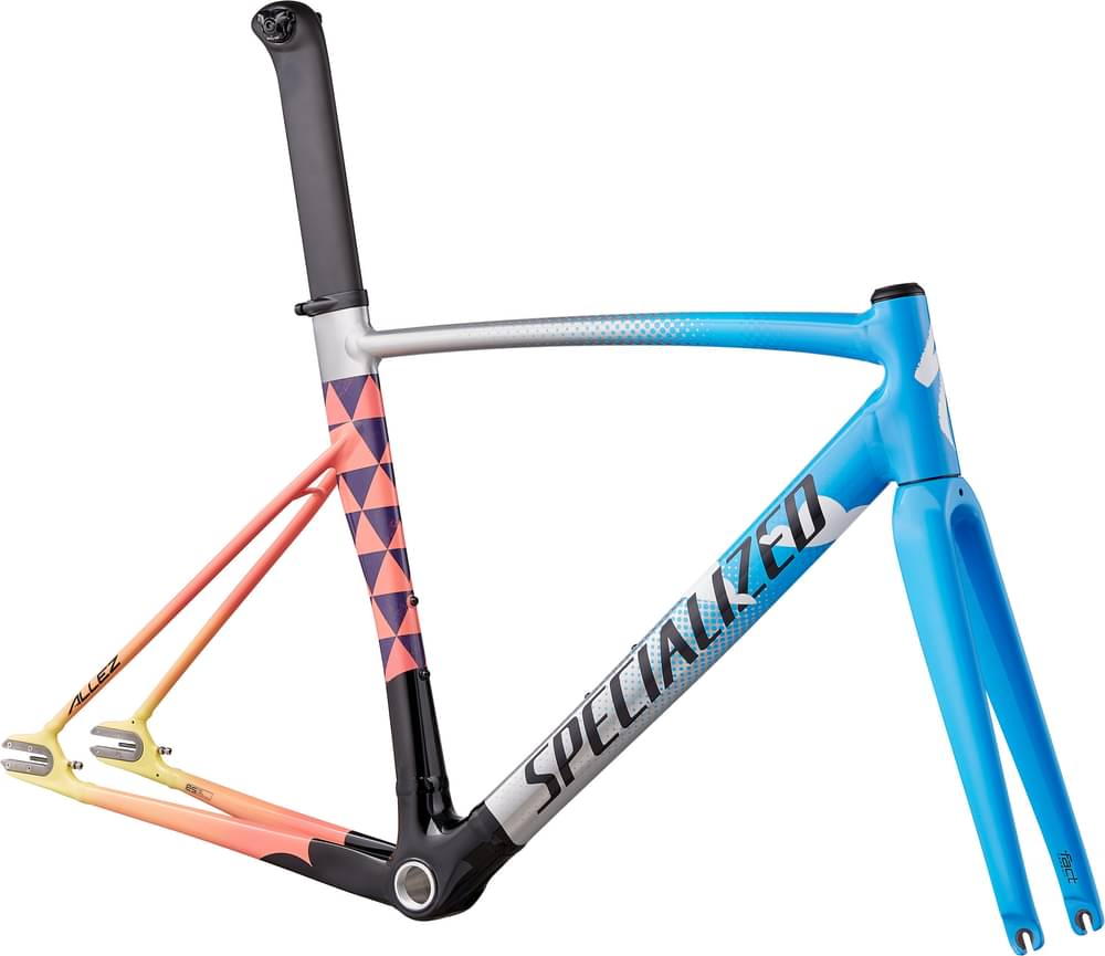 2019 Specialized Allez Sprint Track Frameset – Red Hook Crit LTD