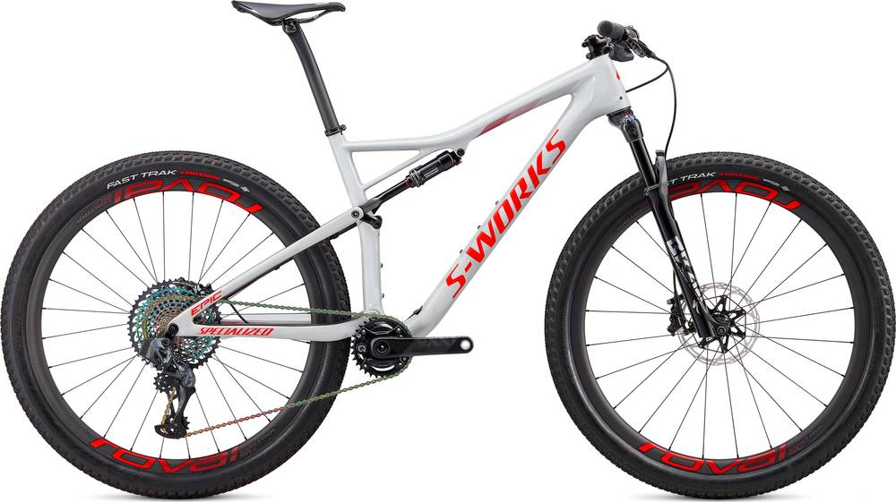 2020 Specialized S-Works Epic AXS