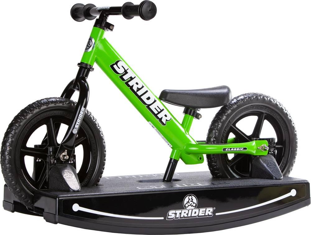 2020 Strider 12 Classic Baby Balance Bike with Rocker - Kids'