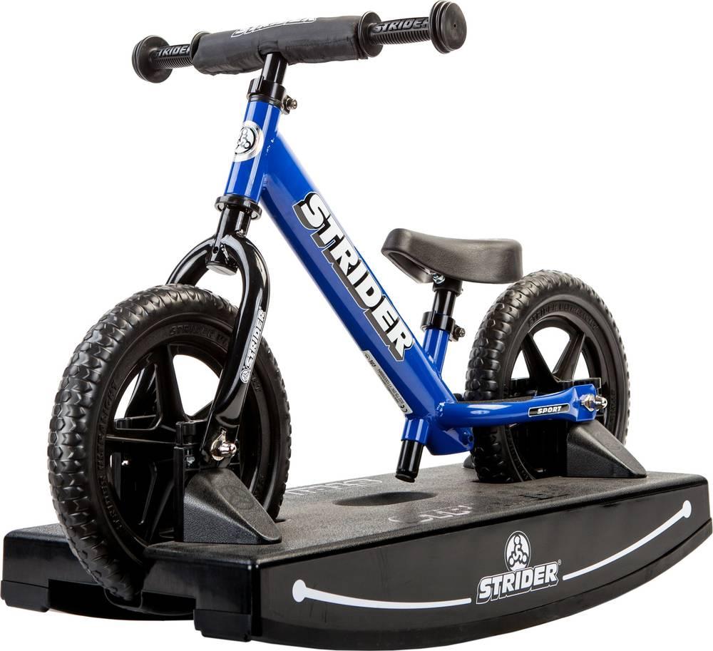 2020 Strider 12 Sport Baby Bundle Balance Bike with Rocker