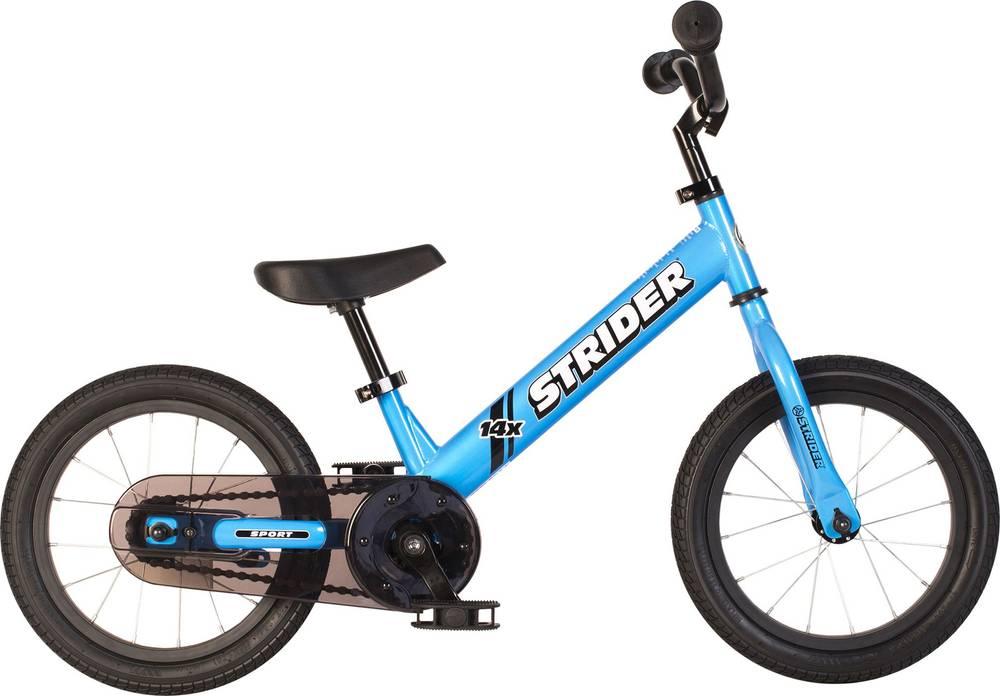2020 Strider 14X Sport Kids' Balance Bike Bundle