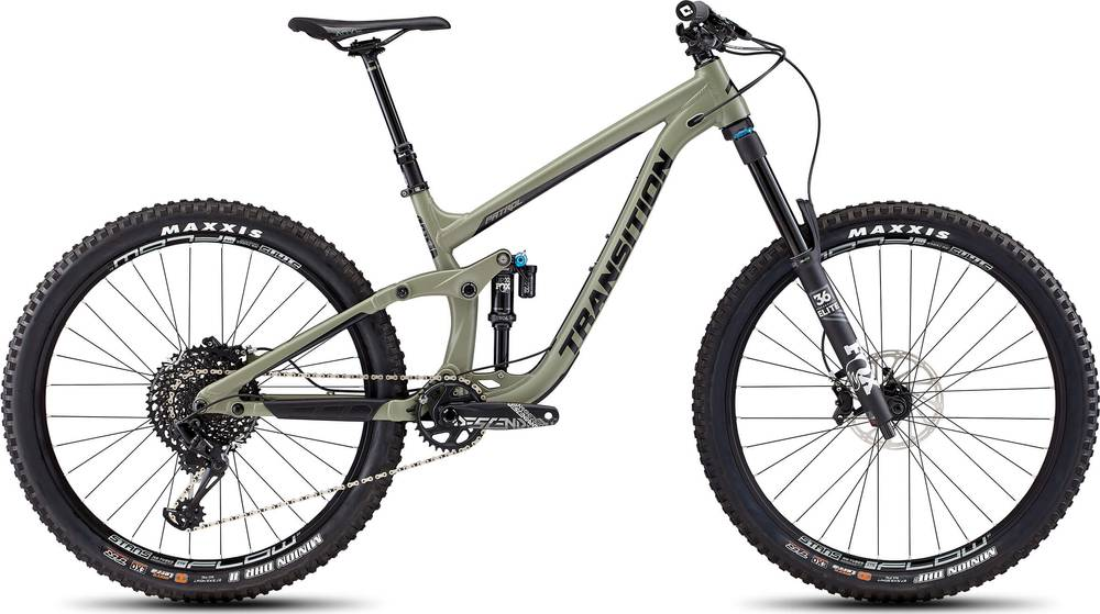 2019 Transition PATROL ALLOY COMPLETE GX