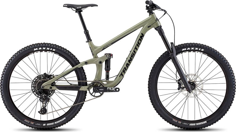 2019 Transition PATROL ALLOY COMPLETE NX