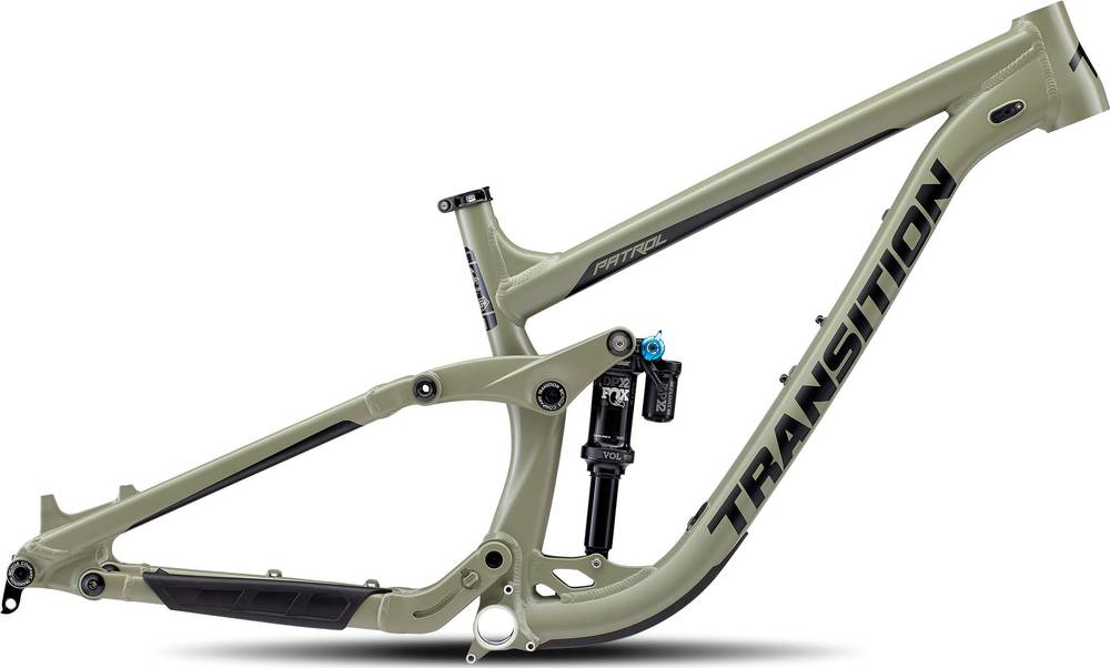2019 Transition PATROL ALLOY FRAMESET