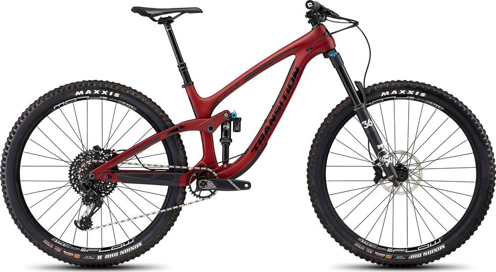 2019 Transition SENTINEL CARBON COMPLETE GX