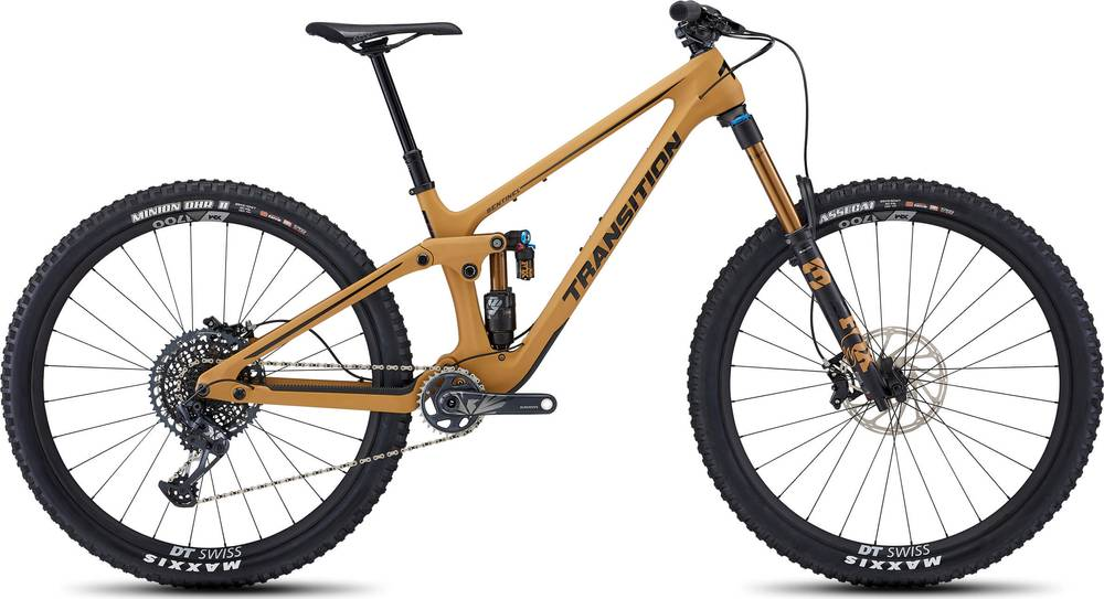 2021 Transition Sentinel Carbon Complete NX