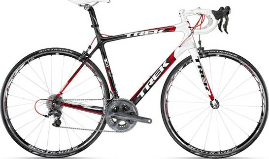 2011 Trek Madone 6.7 SSL