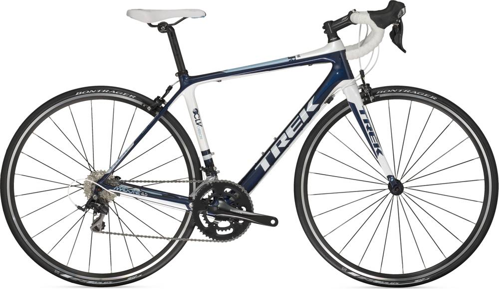 2012 Trek Madone 4.5 WSD (Triple)