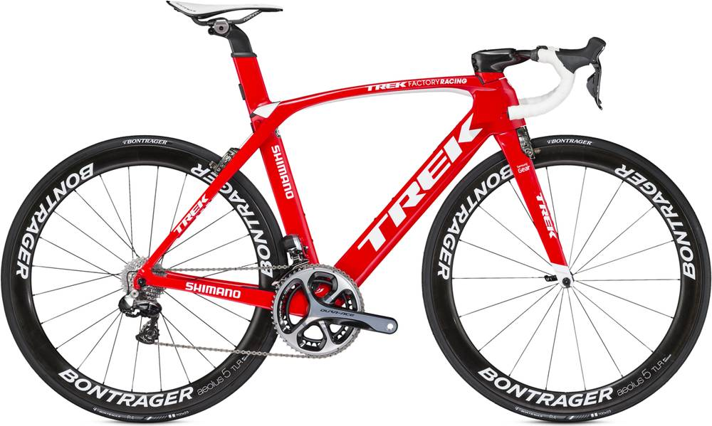 2016 Trek Madone Race Shop Limited H1