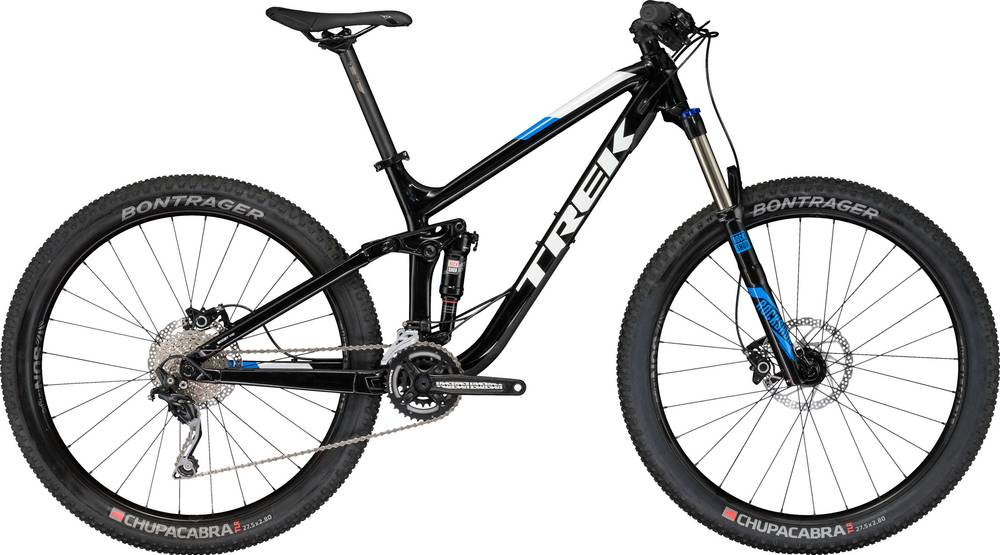 2017 Trek Fuel EX 5 27.5 Plus
