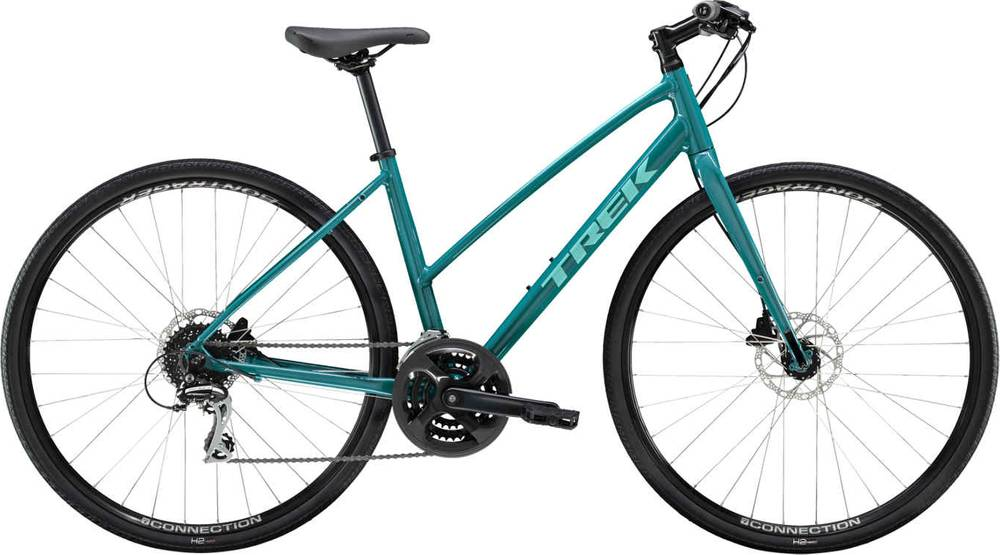 2020 Trek FX 2 Disc Women's Stagger