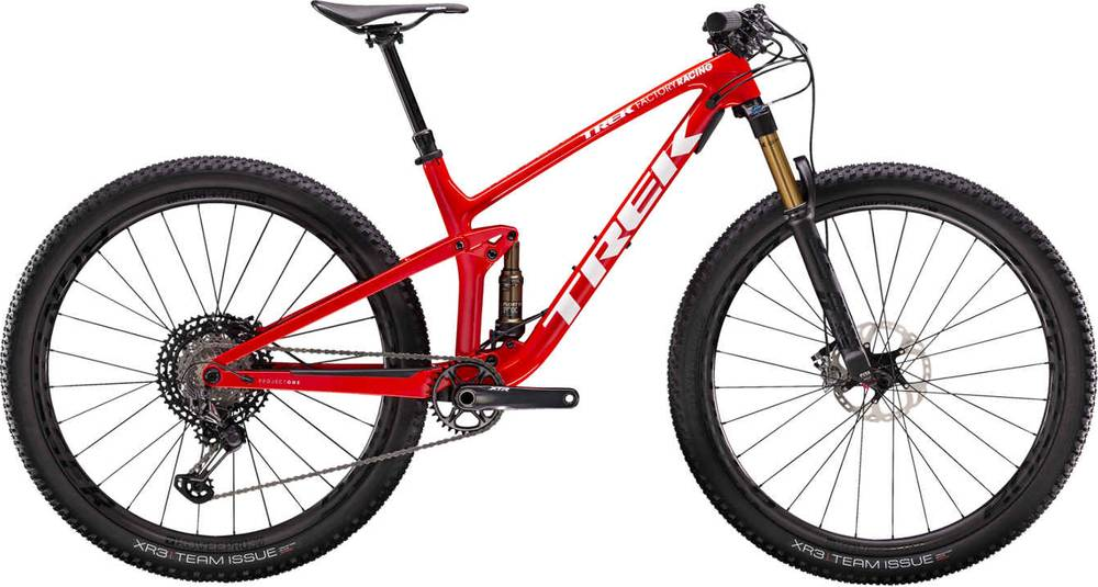 2020 Trek Top Fuel 9.9 XTR