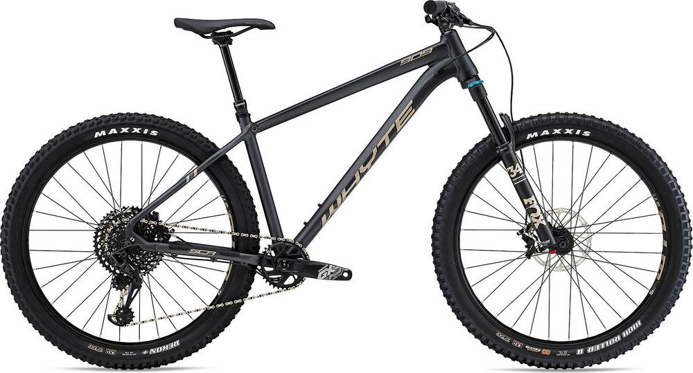 2019 Whyte 909